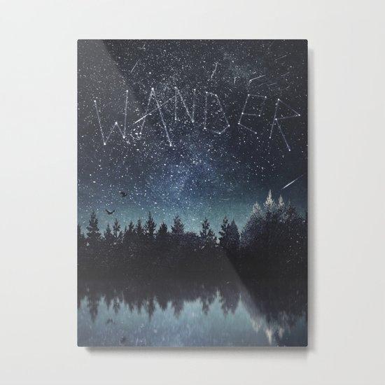Its written in the stars Metal Print