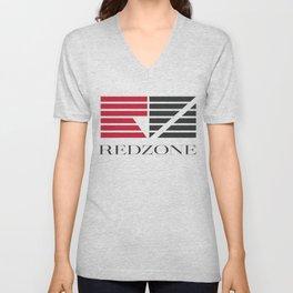 Redzone Music Unisex V-Neck