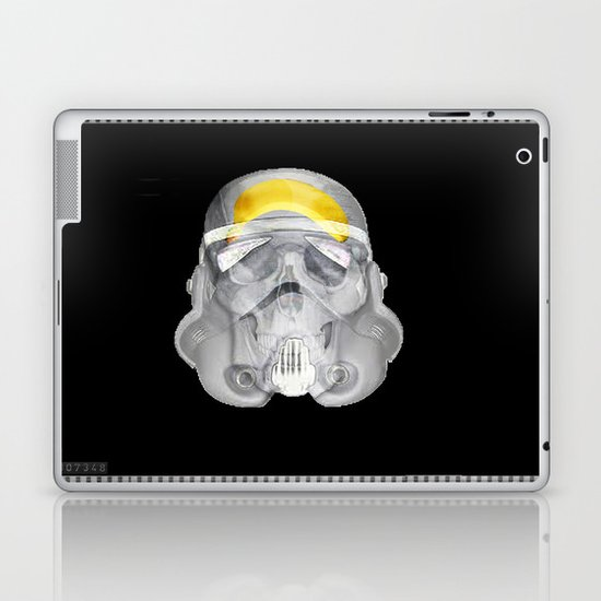 stormtrooper x-ray Laptop & iPad Skin