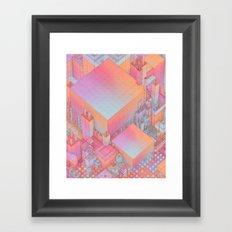 NEOPOLITANE SHAREBORT (everyday 11.20.16) Framed Art Print