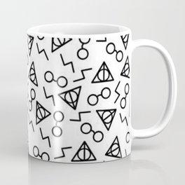 Potter Pattern Coffee Mug