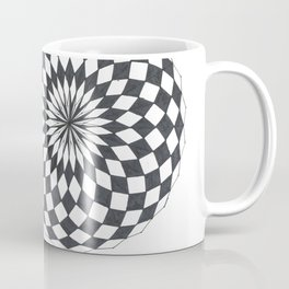 Spheric Chess Coffee Mug