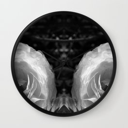Distant Hieronymus Wall Clock