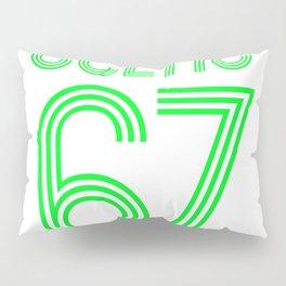 67, the Lions of Lisbon Pillow Sham