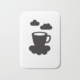 Heavenly Coffee Bath Mat