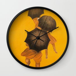 Parapluie Revel Wall Clock