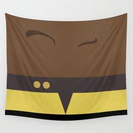 Tuvok - Star Trek Voyager VOY - Minimalist startrek Trektangle Trektangles Maquis - Delta Quadrant Wall Tapestry