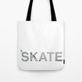 skate street Tote Bag
