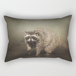 Midnight Marauder Rectangular Pillow
