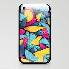 SUPER-MIA-POP • Portrait Detail iPhone & iPod Skin