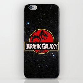 Jurassic Galaxy iPhone Skin