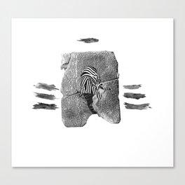 Gilgamesh & Vos Canvas Print