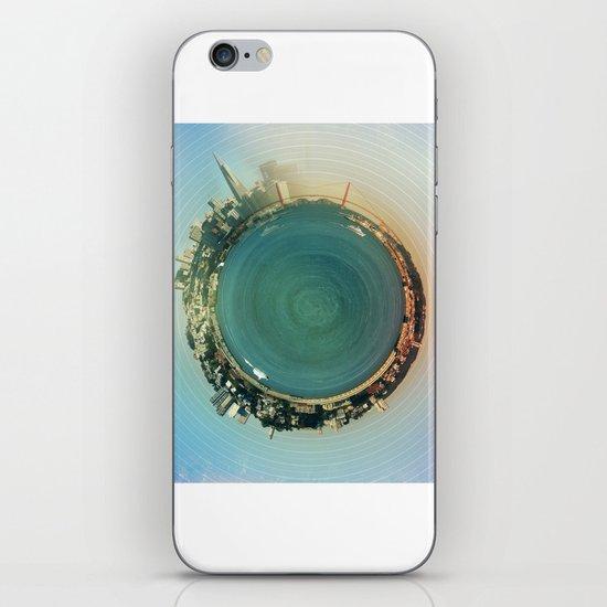 San Francisco Bay iPhone & iPod Skin