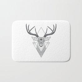 Dark Deer Bath Mat