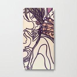 Natasha Metal Print