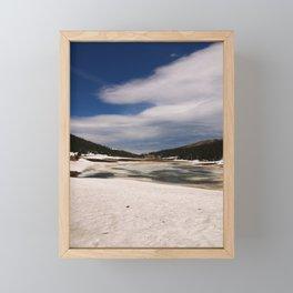 Rocky Mountain N P June 2017 Framed Mini Art Print