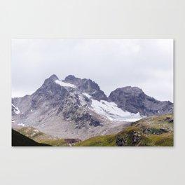 Vintage Mountain 13 - Austria Canvas Print