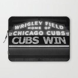 Cubs Win Laptop Sleeve