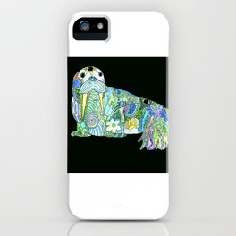 Chillarus iPhone Case