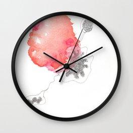 Scandi Micron Art Design   170412 Telomere Healing 22 Wall Clock
