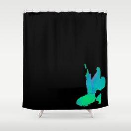 Aqua Fool Shower Curtain
