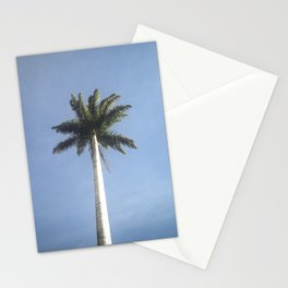 MG 2014 royal palm tree Stationery Cards