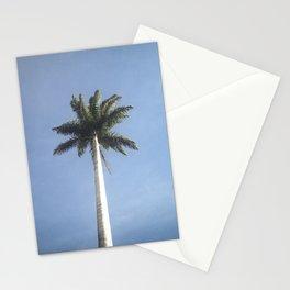 MG 2014 royal palm tree Stationery Cards