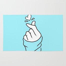 Finger Love Rug