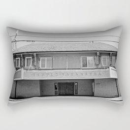 Former Community World Theater Rectangular Pillow