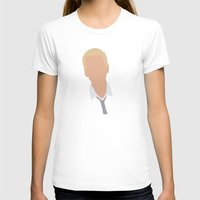 himym T-shirts featuring Barney Stinson HIMYM by Rosaura Grant