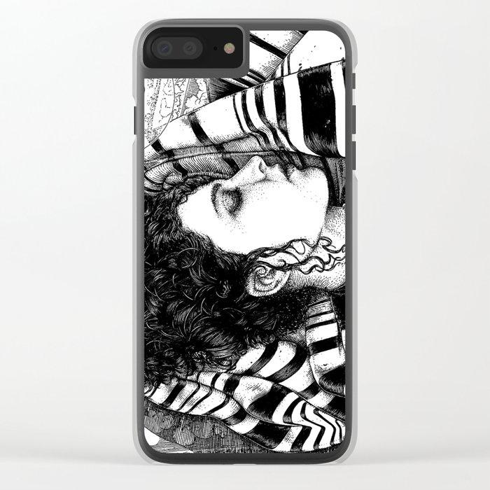 asc 726 - Le rêve berbère (Desert fever) Clear iPhone Case