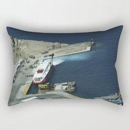 Crete, Greece 10 Rectangular Pillow