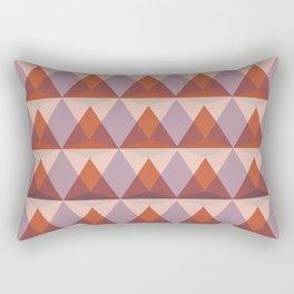 Midcentury Pattern 08 Rectangular Pillow