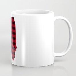 Illinois - Buffalo Plaid Coffee Mug