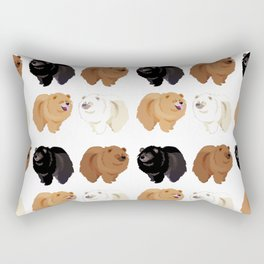 Chow Chow Rectangular Pillow