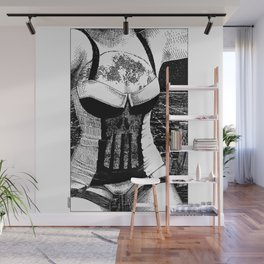 asc 373 - Jane la punisseuse (Punisher Jane) Wall Mural