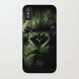 Watermelokong iPhone Case