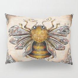Crystal bumblebee Pillow Sham