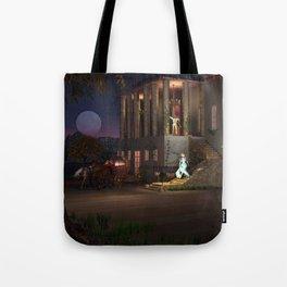 Cinderella's Coach Tote Bag
