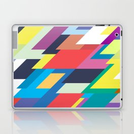 Layers Triangle Geometric Pattern Laptop & iPad Skin