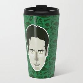 Fox Mulder Travel Mug