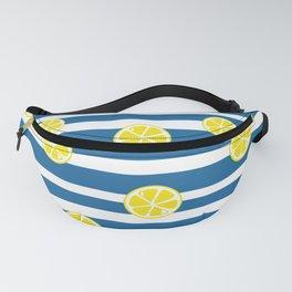 Lemon Squeeze Fanny Pack
