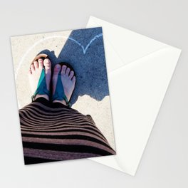 Standing in Love Stationery Cards