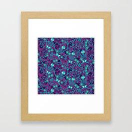 Sugar Rush Jive Framed Art Print