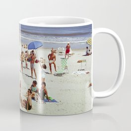 1960's Wildwood NJ Beach, Coffee Mug