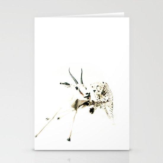 animal#02 Stationery Cards