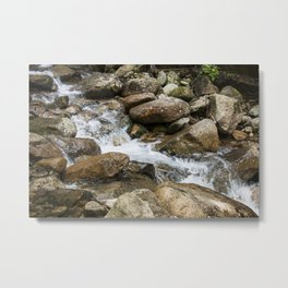 The Flume 04 Metal Print
