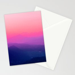 Como Sunset Stationery Cards