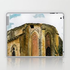 red stone charm Laptop & iPad Skin
