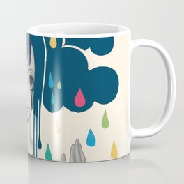 Sun And Rain Coffee Mug